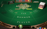 Baccarat Pro Series Table