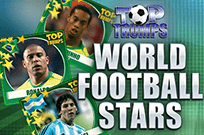 Играть Top Trumps World Football Stars онлайн